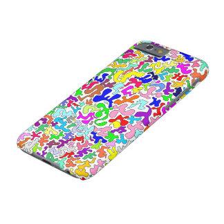 Kozyavki som är färgrik vid ilyakonyukhov barely there iPhone 6 skal
