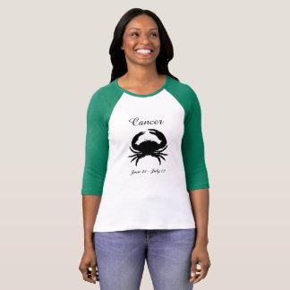 Krabba Jersey för cancer för T-shirts