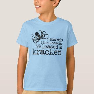 """Kracken "", T Shirts"