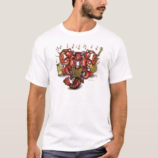 Kräftormusikband Tee Shirt