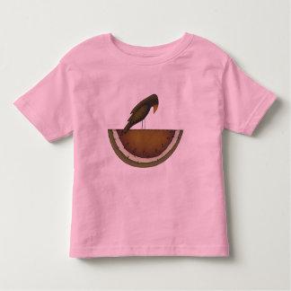 Kråka och melon tshirts