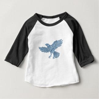KråkaflygMandala Tee Shirt