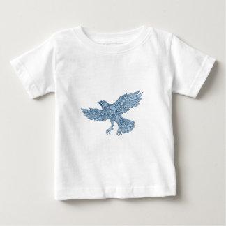 KråkaflygMandala Tshirts