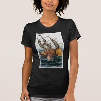 Kraken av Pierre Denys de Montfort, 1801 T Shirts