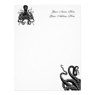 Kraken brevhuvud
