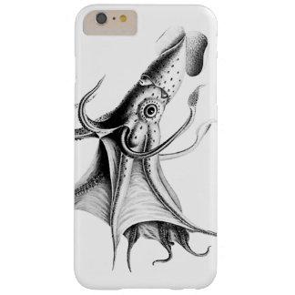 Kraken den nautiska tioarmad bläckfisk för antik barely there iPhone 6 plus skal