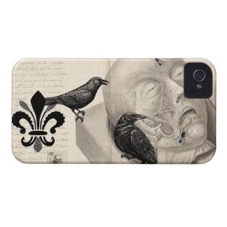 Kråkor och lik iPhone 4 skal