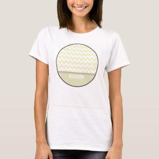 Kräm- sparre; Personlig T-shirt
