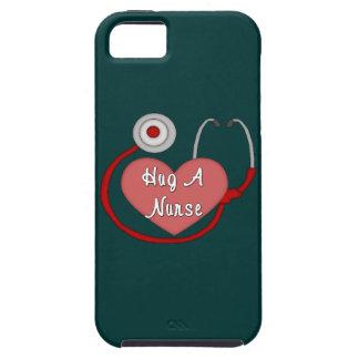 Krama en sjuksköterska iPhone 5 Case-Mate fodraler