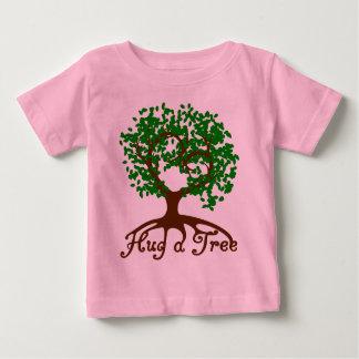 Krama en trädsmåbarnT-tröja Tee