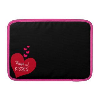 Kramar och kysssleever sleeves för MacBook air