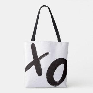 Kramar & totot för kyssar XO hänger lös Tygkasse