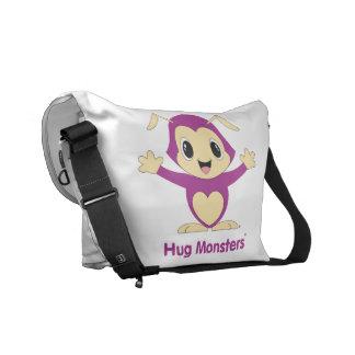 KramMonsters® messenger bag