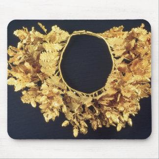 Kran grek, sent 4th århundrade BC (guld) Musmatta