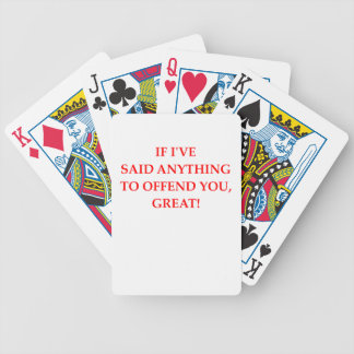 kränk spelkort