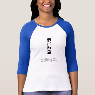 Kränka skjortan för sleeven för panter- & tshirts