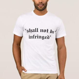 """kränkas inte "", t-shirts"