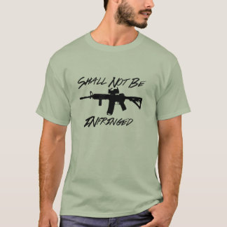 Kränkas inte tshirts