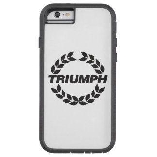Krantriumflogotyp Tough Xtreme iPhone 6 Fodral