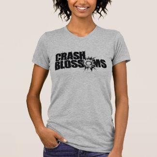 Kraschblommar T-shirts