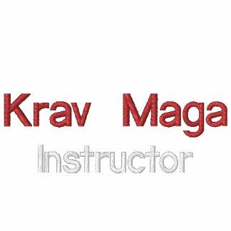 Krav Maga, instruktör Broderad Tröja