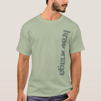 Krav Maga sidoT-tröja Tshirts