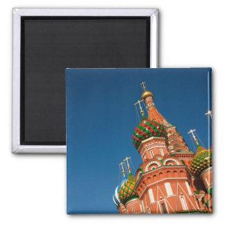 Kremlin Vasiliy välsignade | Moscow, Ryssland Magnet