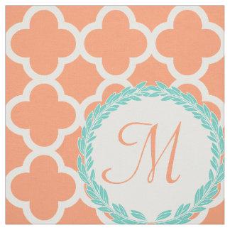 Monogram Fabric