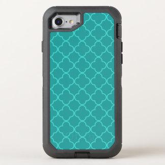 Kricka Quatrefoil OtterBox Defender iPhone 7 Skal