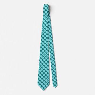 Krickaabstrakt kvadrerar slipsen slips