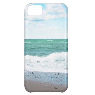 Krickahav, sandig strand iPhone 5C fodral
