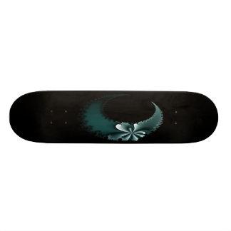 Krickamånedäck Skateboard Bräda 20,5 Cm