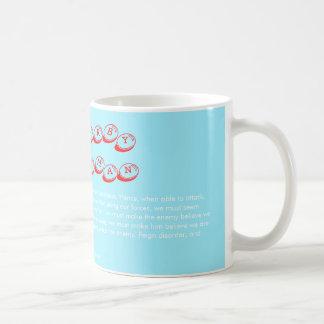 Krig och Unicorns Kaffemugg