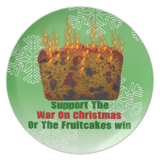 Krig på Fruitcakes Tallrik