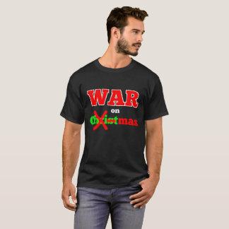 """""""Krig på jul"""" T-tröja Tee"""