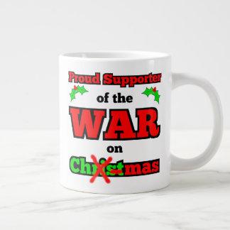 """""""Kriga på den jul"""" jumbon som X-mas rånar Jumbo Mugg"""