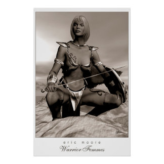 Krigare Femmes-Ihara Print