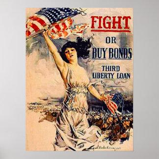 Krigförbindelser Poster