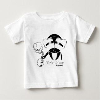 Kris desarmerad svart t-shirts