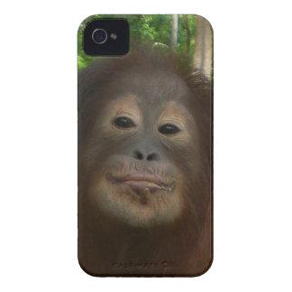 Krista Orangutanmugshot Case-Mate iPhone 4 Cases