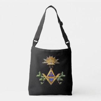 (Kristallklart) Masonic liv, Axelväska