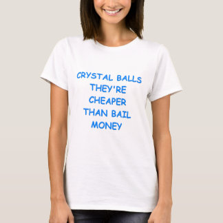 kristallkula tee shirt
