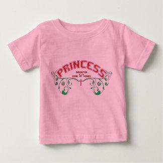 Kristen bebist-skjorta - Princess Tshirts