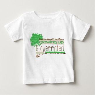 Kristen bebist-skjorta - växa upp tee shirts