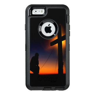 Kristen tro OtterBox defender iPhone skal