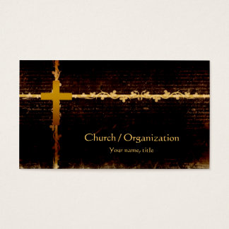 Kristendomen - visitkort för vampyrtemamörk