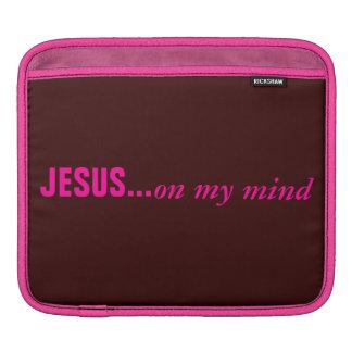 Kristna citationstecken sleeve för iPads