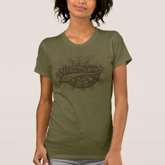 Kristna kvinna skjorta en apostel av den Jesus Tshirts