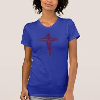 Kristna kvinna skjorta tshirts
