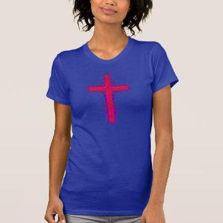Kristna kvinna skjortor t-shirt
